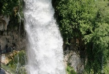 Edessa waterfalls!!!! / Enjoy the magical waterfalls in Edessa!!!! / by Visit Greece