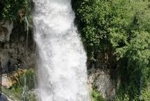 Edessa waterfalls / Waterfalls in Edessa