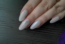 My own nails art