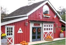 Pole barn designs