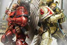 Warhammer 30K/40K