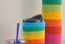 deco hogar crochet