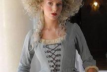 Baroque&Rococo Hair