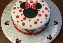 Minnie Cake Ideas