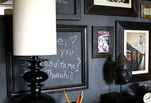 HOME:  Gallery Walls / Gallery wall inspiration and tutorials / by Jenny @ jennycollier.com