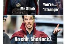 Marvel and other heroes