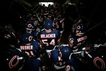 Chicago Bears ~ Football Parties / by Cindy Cochran-Clift