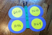 Maths / Early Childhood Maths Ideas