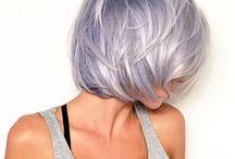 Silver hair ❤