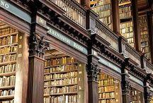 Bibliotecas y libros