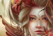 Fantasy / by Sweetly Art