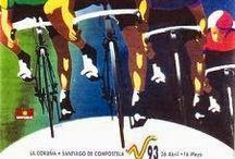 Carteles de ciclismo