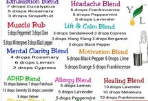 young living essential oil recipee