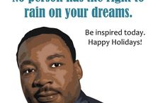 Martin Luther King, Jr. Holiday !! Be inspired today and tomorrow.  #holiday #usa #america #history #event #travelblog #travelblogger #annual