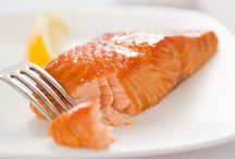 Lots of Fish in the Sea / Seafood recipes