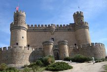 Middeleeuwse plaatsen in Spanje