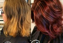 Hair Color: Reds