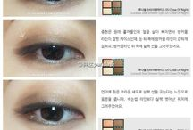 Make up tuts