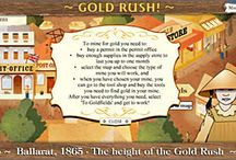 Gold Rush / by Prue Miles