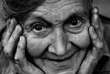 Photos Seniors (noir et blanc) / Sélection de #photos en noir et blanc de #seniors