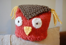This makes me want to re-learn to crochet! / by Anita Cory