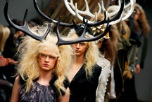 deers and fashion and design