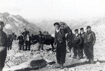 Partisans des maquis Alpins - Maquisards - Résistants - FFI