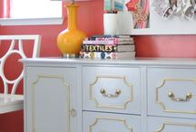 Furniture Makeovers / by Cynthia Soll