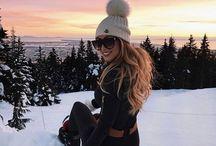 Ținute de iarnă