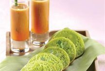 Indonesian delicacies / Great foods in the world!