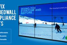 Digital Signage Video Walls