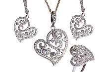 Kalpli Gümüş Set Modelleri