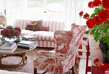 Ticking & French Toile