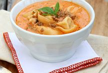 Winter warmers / Comfort food, for those cold winter nights!