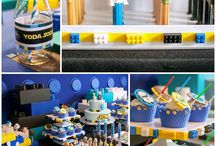 Seasonal: Star Wars Lego Birthday Party