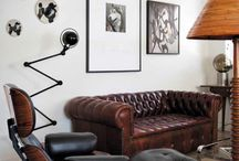 man cave / by Gerald Kelsey