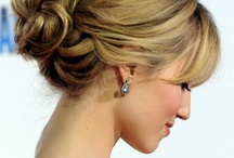A&T Bridesmaids Hairstyles / by Julie Woestman
