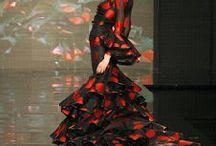 vestidos flamenco