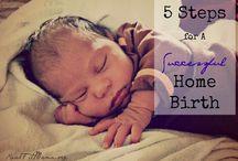 Birth. Homebirth