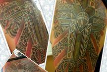 Tattoos by Trae