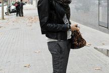Høst/Vinter outfits / Inspirasjon for litt kaldere dager