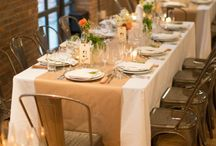 Industrial Chic / by American Party Rentals
