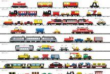 Lego - Train