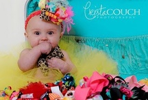 Baby Ideas / Picture ideas, clothes, baby items, the works.