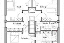 Einzelhaus plan
