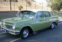 Vintage Aussie Motors
