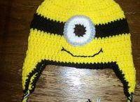 crochet / by Lacey McFadyen