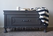 Painted Furniture- GREY