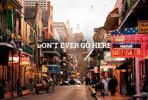 Travel New Oreleans / Nashville