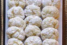 Recipes - Cookies / Brownies